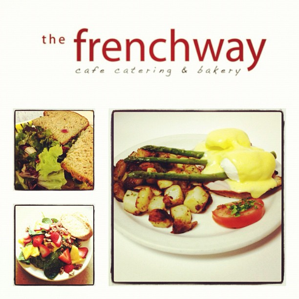 Frenchway Cafe, Bakery & Catering